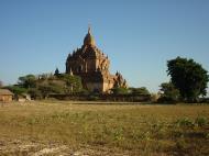Asisbiz Bagan Htilominlo Temple Nandaungmya Myanmar Dec 2000 04