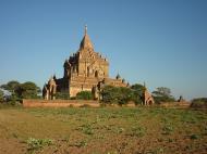 Asisbiz Bagan Htilominlo Temple Nandaungmya Myanmar Dec 2000 05