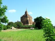 Asisbiz Bagan Htilominlo Temple Nandaungmya Myanmar Nov 2004 03
