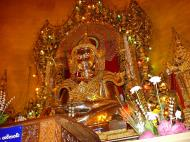 Asisbiz Kabar Aye Pagoda Peace Pagoda Buddha Dec 2000 01