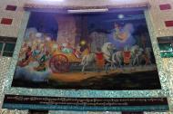 Asisbiz Kabar Aye Pagoda Peace Pagoda Painting B 2010 01