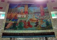 Asisbiz Kabar Aye Pagoda Peace Pagoda Painting C 2010 01
