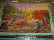 Asisbiz Kabar Aye Pagoda Peace Pagoda Painting D 2000 01