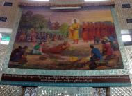 Asisbiz Kabar Aye Pagoda Peace Pagoda Painting D 2010 01