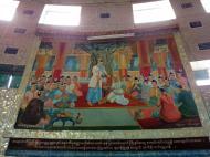 Asisbiz Kabar Aye Pagoda Peace Pagoda Painting E 2010 01