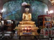Asisbiz Kabar Aye Pagoda Peace Pagoda inner Buddhas 2010 01