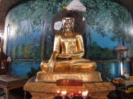 Asisbiz Kabar Aye Pagoda Peace Pagoda inner Buddhas 2010 02