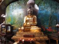 Asisbiz Kabar Aye Pagoda Peace Pagoda inner Buddhas 2010 03