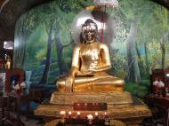 Asisbiz Kabar Aye Pagoda Peace Pagoda inner Buddhas 2010 04