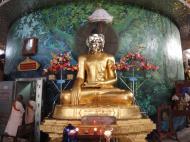 Asisbiz Kabar Aye Pagoda Peace Pagoda inner Buddhas 2010 05