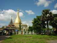 Asisbiz Kabar Aye Pagoda Peace Pagoda stupa Dec 2000 02