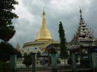 Asisbiz Kabar Aye Pagoda Peace Pagoda stupa Dec 2000 03