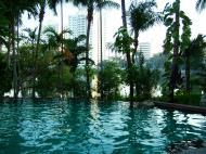 Asisbiz Yangon Kandawgyi Palace Hotel swimming pool Nov 2004 04