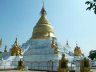 Asisbiz Mandalay Kuthodaw Pagoda main stupa Nov 2004 01