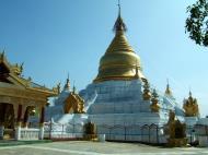 Asisbiz Mandalay Kuthodaw Pagoda main stupa Nov 2004 02