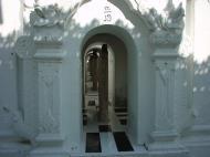 Asisbiz Mandalay Kuthodaw Pagoda worlds largest book Dec 2000 06