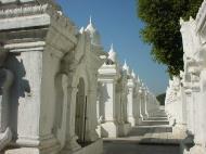 Asisbiz Mandalay Kuthodaw Pagoda worlds largest book Dec 2000 11