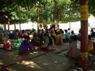 Asisbiz Mandalay Kuthodaw Pagoda worlds largest book Dec 2000 14