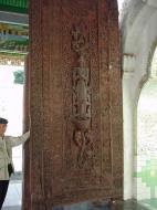 Asisbiz Mandalay Kuthodaw Pagoda worlds largest book Dec 2000 16