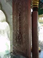 Asisbiz Mandalay Kuthodaw Pagoda worlds largest book Dec 2000 17