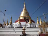 Asisbiz Kyaik Ka Log pagoda Pyay road Mingaladon area Yangon Jan 2010 01