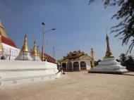 Asisbiz Kyaik Ka Log pagoda Pyay road Mingaladon area Yangon Jan 2010 04