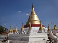 Asisbiz Kyaik Ka Log pagoda Pyay road Mingaladon area Yangon Jan 2010 07
