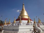 Asisbiz Kyaik Ka Log pagoda Pyay road Mingaladon area Yangon Jan 2010 08