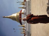 Asisbiz Kyaik Ka Log pagoda Pyay road Mingaladon area Yangon Jan 2010 12