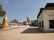 Asisbiz Kyaik Ka Log pagoda Pyay road Mingaladon area Yangon Jan 2010 14