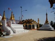 Asisbiz Kyaik Ka Log pagoda Pyay road Mingaladon area Yangon Jan 2010 23