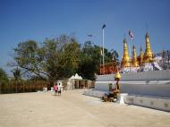 Asisbiz Kyaik Ka Log pagoda Pyay road Mingaladon area Yangon Jan 2010 24