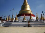 Asisbiz Kyaik Ka Log pagoda Pyay road Mingaladon area Yangon Jan 2010 26