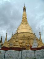 Asisbiz Thanlyin Kyaik Kauk Pagoda stupa July 2001 02