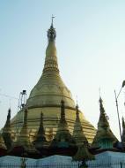 Asisbiz Thanlyin Kyaik Kauk Pagoda stupa July 2001 04