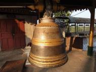 Asisbiz Thanlyin Kyaik Kauk pagoda bronze bells Dec 2009 01