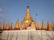 Asisbiz Thanlyin Kyaik Kauk pagoda stupa Dec 2009 01