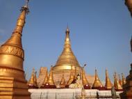 Asisbiz Thanlyin Kyaik Kauk pagoda stupa Dec 2009 02