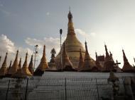Asisbiz Thanlyin Kyaik Kauk pagoda stupa Dec 2009 05