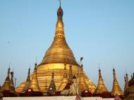 Asisbiz Thanlyin Kyaik Kauk pagoda stupa Oct 2004 04