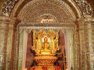 Asisbiz Mon State Kyaikhto Kantkaw Township Kyaikpawlaw Buddha 01