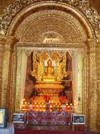 Asisbiz Mon State Kyaikhto Kantkaw Township Kyaikpawlaw Buddha 02