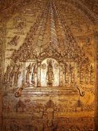 Asisbiz Mon State Kyaikhto Kantkaw Township Kyaikpawlaw Buddha 04