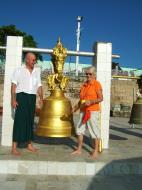Asisbiz Kyaiktiyo Pagoda following Buddhist pilgrimage tradition 01