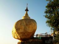 Asisbiz Myanmar Mon State Kyaiktiyo Pagoda Golden Rock 15