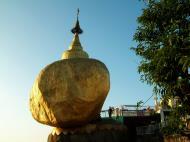 Asisbiz Myanmar Mon State Kyaiktiyo Pagoda Golden Rock 16