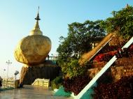 Asisbiz Myanmar Mon State Kyaiktiyo Pagoda Golden Rock 20