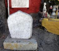 Asisbiz Myanmar Mon State Kyaiktiyo pagoda court yard shrines Dec 2009 04
