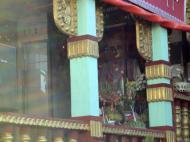 Asisbiz Myanmar Mon State Kyaiktiyo pagoda court yard shrines Dec 2009 08