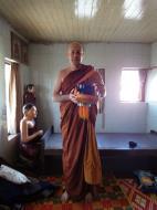 Asisbiz Myanmar Mon State Kyaiktiyo pagoda monks quarters Dec 2009 01